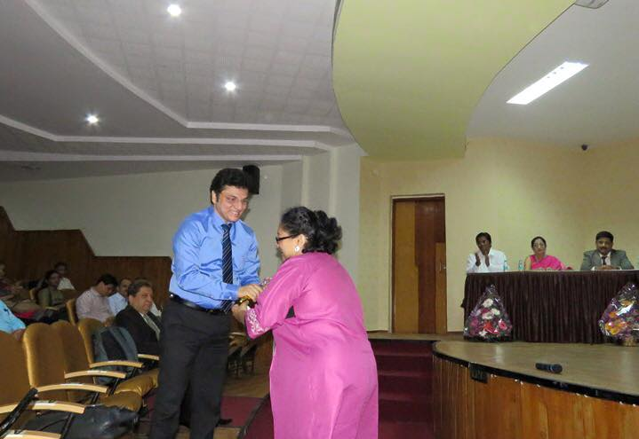 DY Patil Nerul Navi Mumbai, Lecture constipation